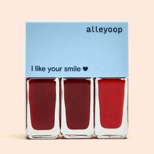 Alleyoop Multi Mood Lip Trio Red and Done